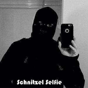 Schnitzel-Selfie