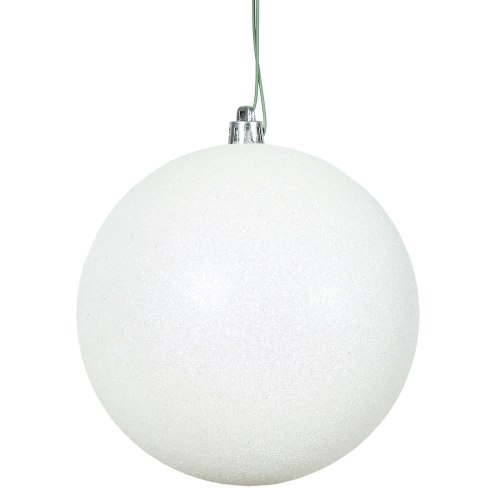 Medium Crop Of White Christmas Ornaments