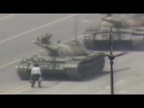 "Remembering the ""Tank Man"", 26 years ago"