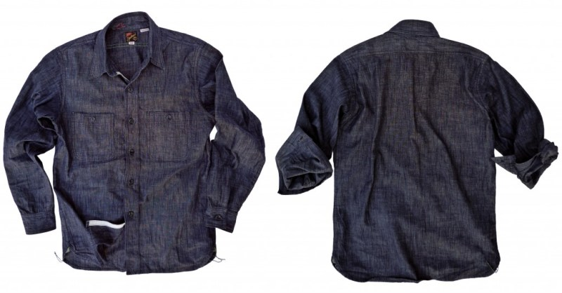 Workman Shirt Mister Freedom Spring 2015
