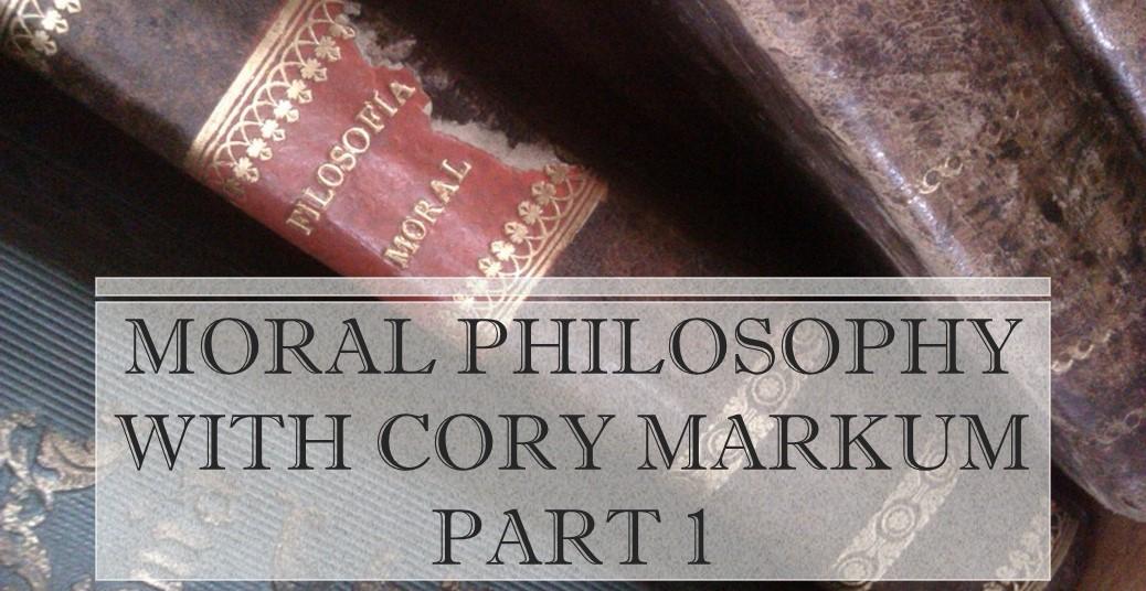 Moral Phil par 1