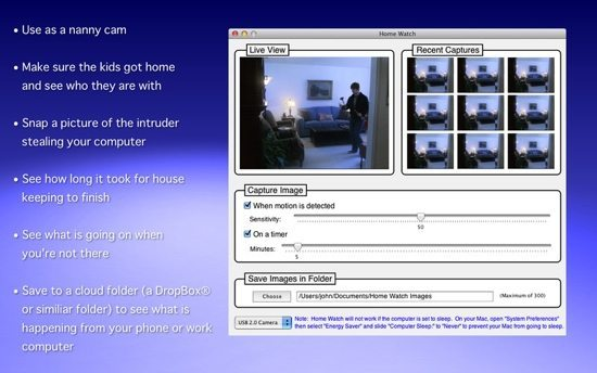 Home Watch Screenshot