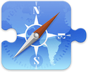 Safari Extensions icon