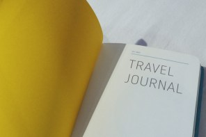 Why I keep a travel journal
