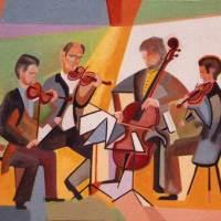 Q-kleurrijk-cubistisch-Arnold-Chanin