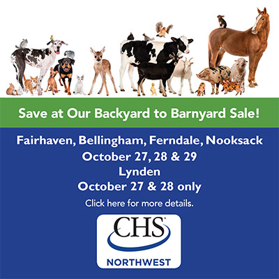 Backyard to Barnyard Sale