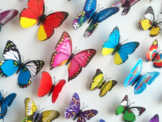 ZY-2L-2M-8S-dimensional-butterfly-wall-stickers-home-decoration-ornaments-bedroom-background-wall-stickers-wholesale