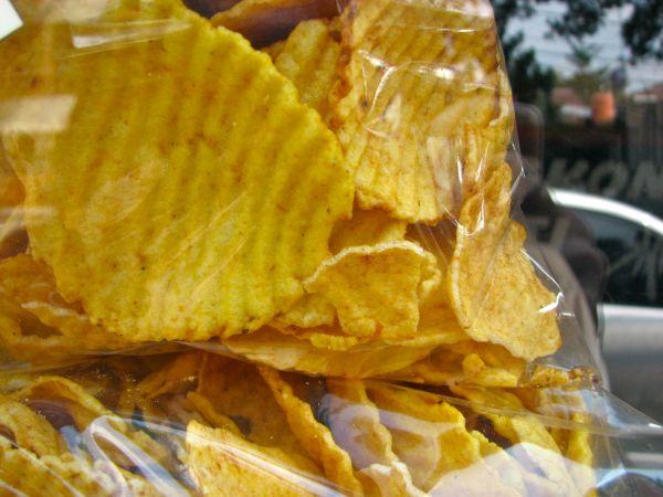 Pak Manto Kripik chips