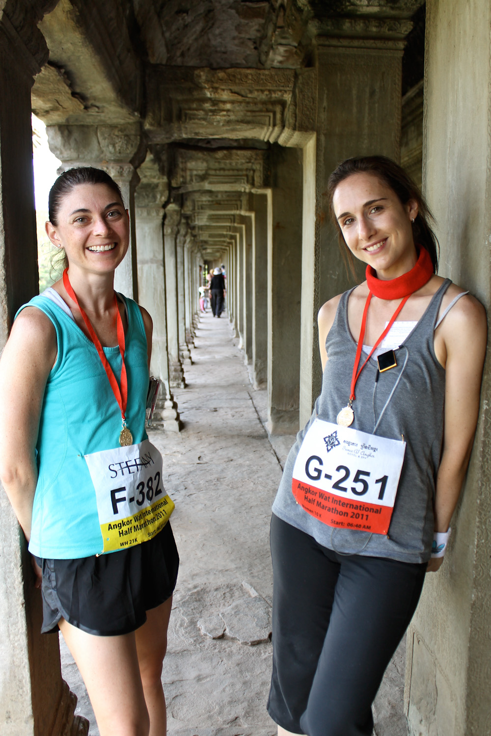 Angkor Wat International Half Marathon-43