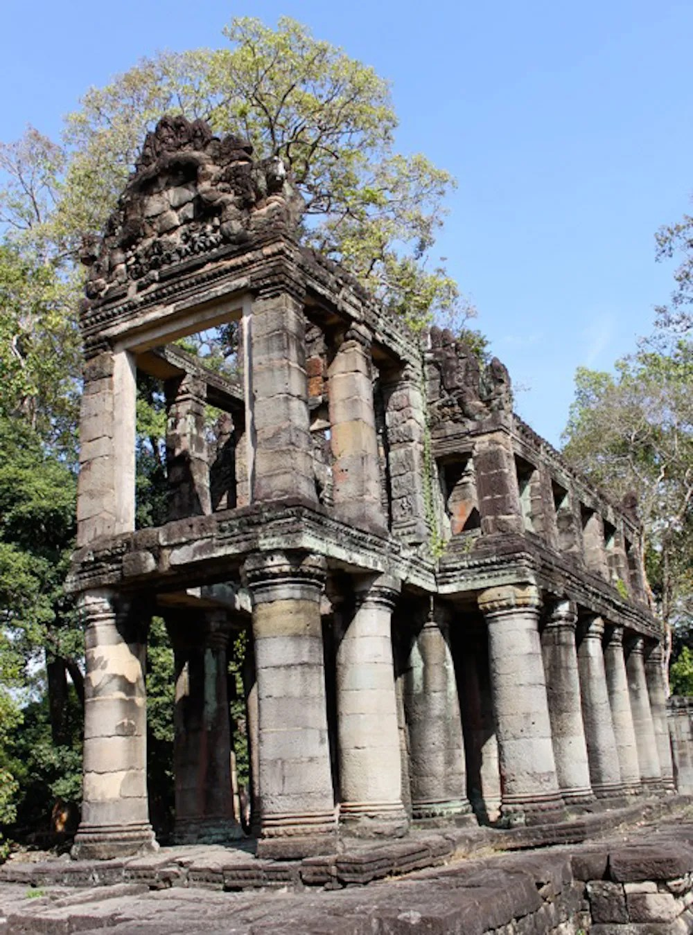 Preah Khan Siem Reap Cambodia 2-2