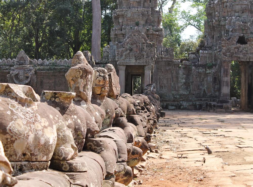 Preah Khan & Preah Neak Pean ☆ Angkor, Cambodia