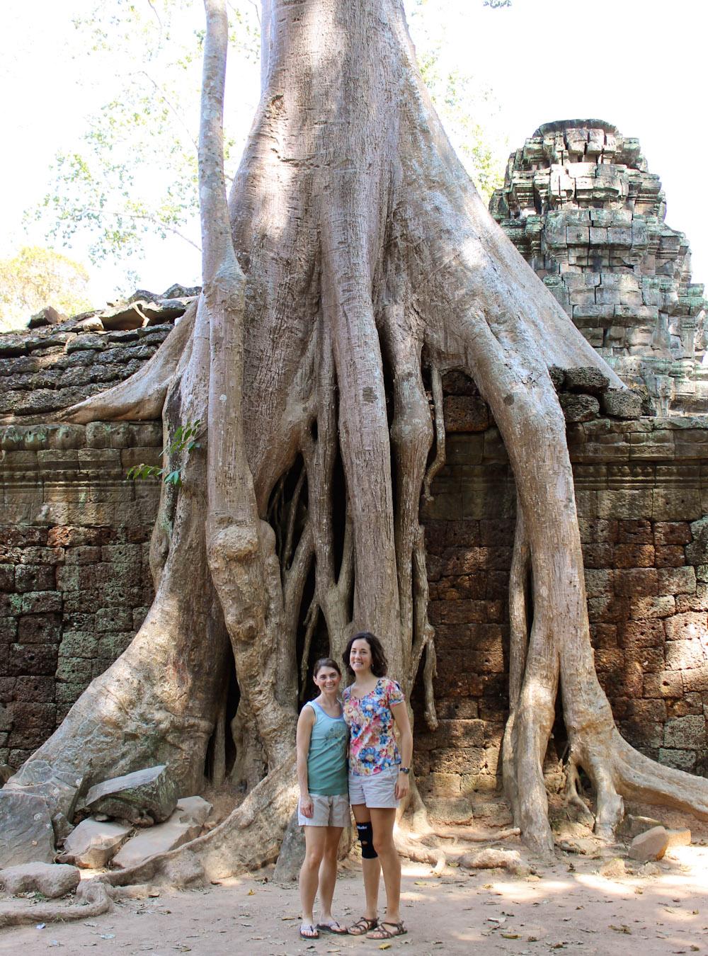 Ta Prohm Siem Reap Cambodia-11