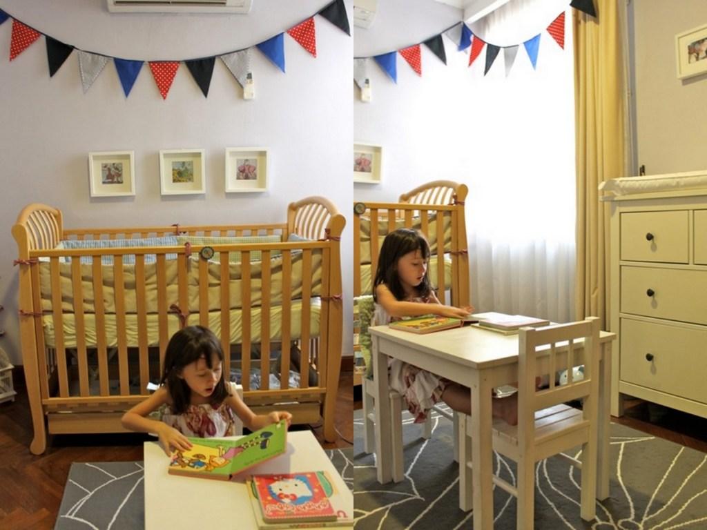 Wednesday Wall2Wall ☆ Baby Boy Nursery