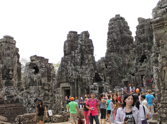 Bayon Siem Reap Cambodia8