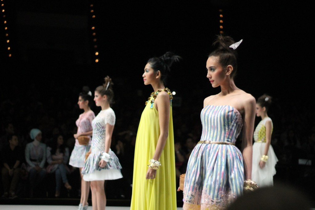 Monday Mode ☆ Indonesia Fashion Week 2013 ☆ Ivan Gunawan