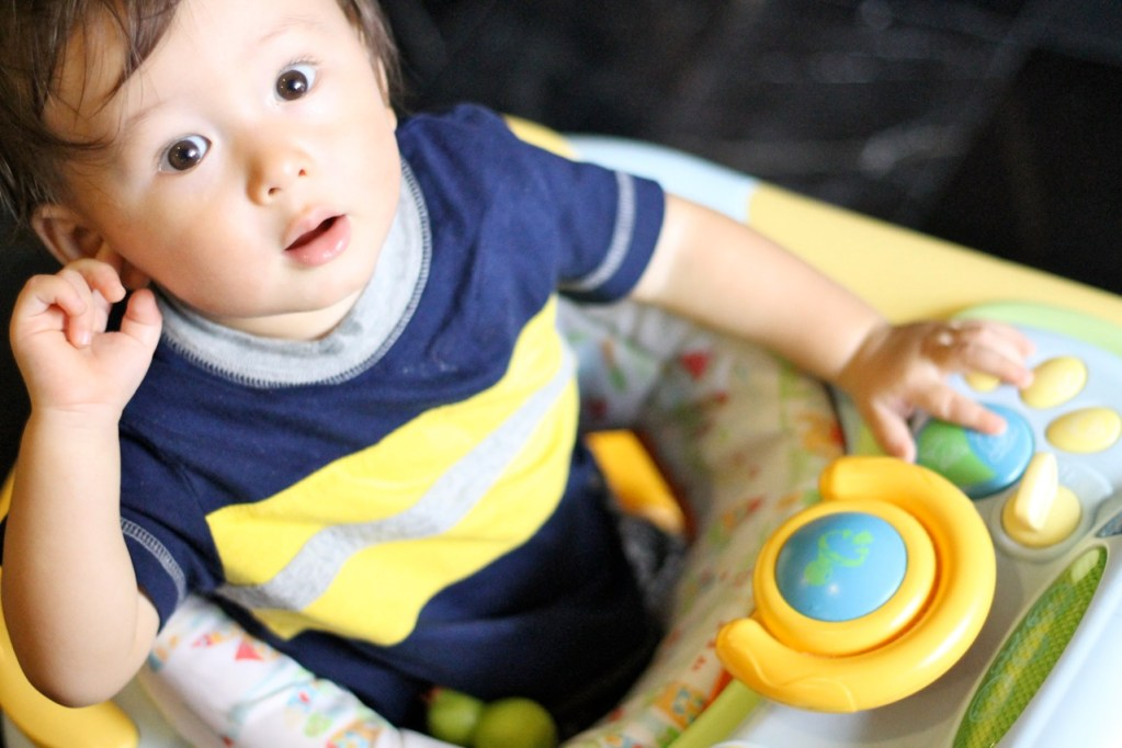 Chicco Little Driver Walker ☆ Favorite Baby Toy My Son Had
