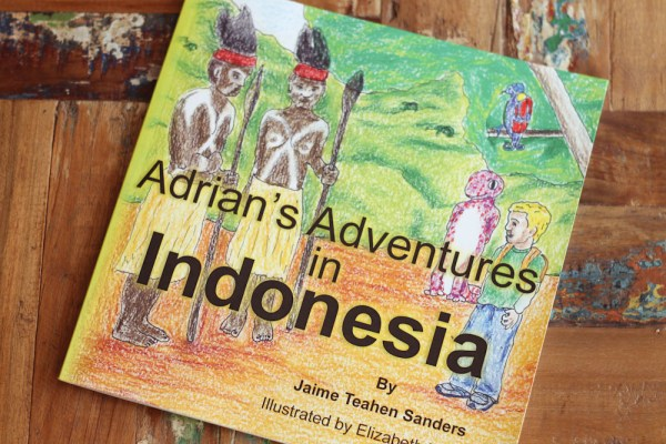 Adiran's Adventure in Indonesia-3