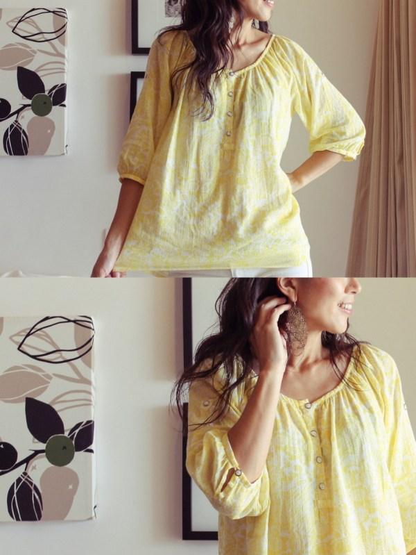 azure yellow shirt1