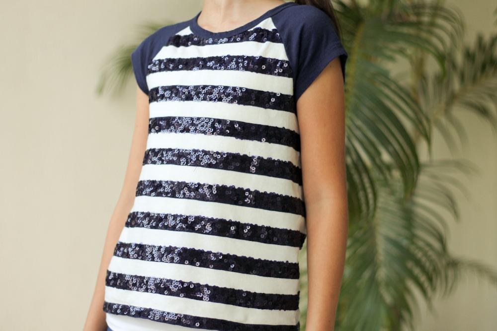Monday Mode ☆ I Heart Stripes & Border Shirts
