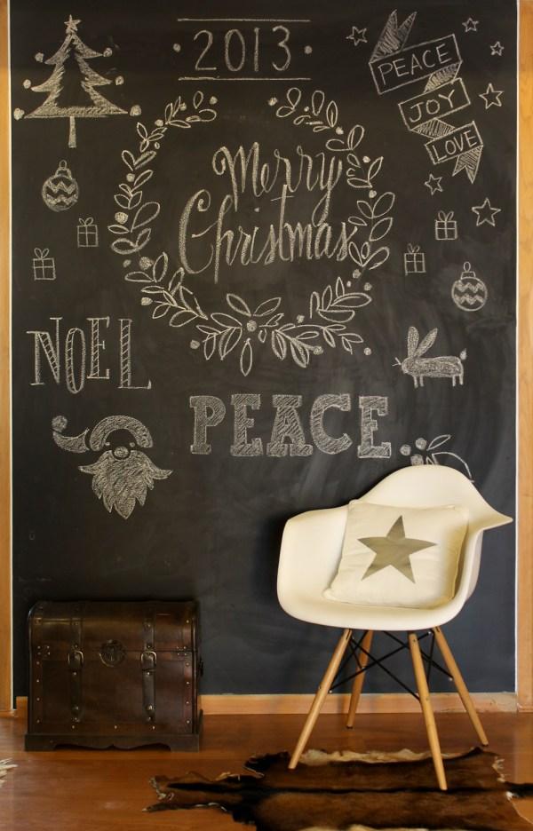 Christmas Chalkboard-3
