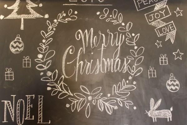 Christmas Chalkboard-4