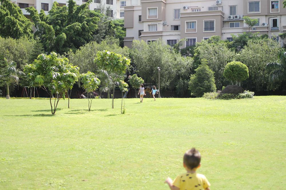 Jogger's Park in Kalyani Nagar ☆ Pune India