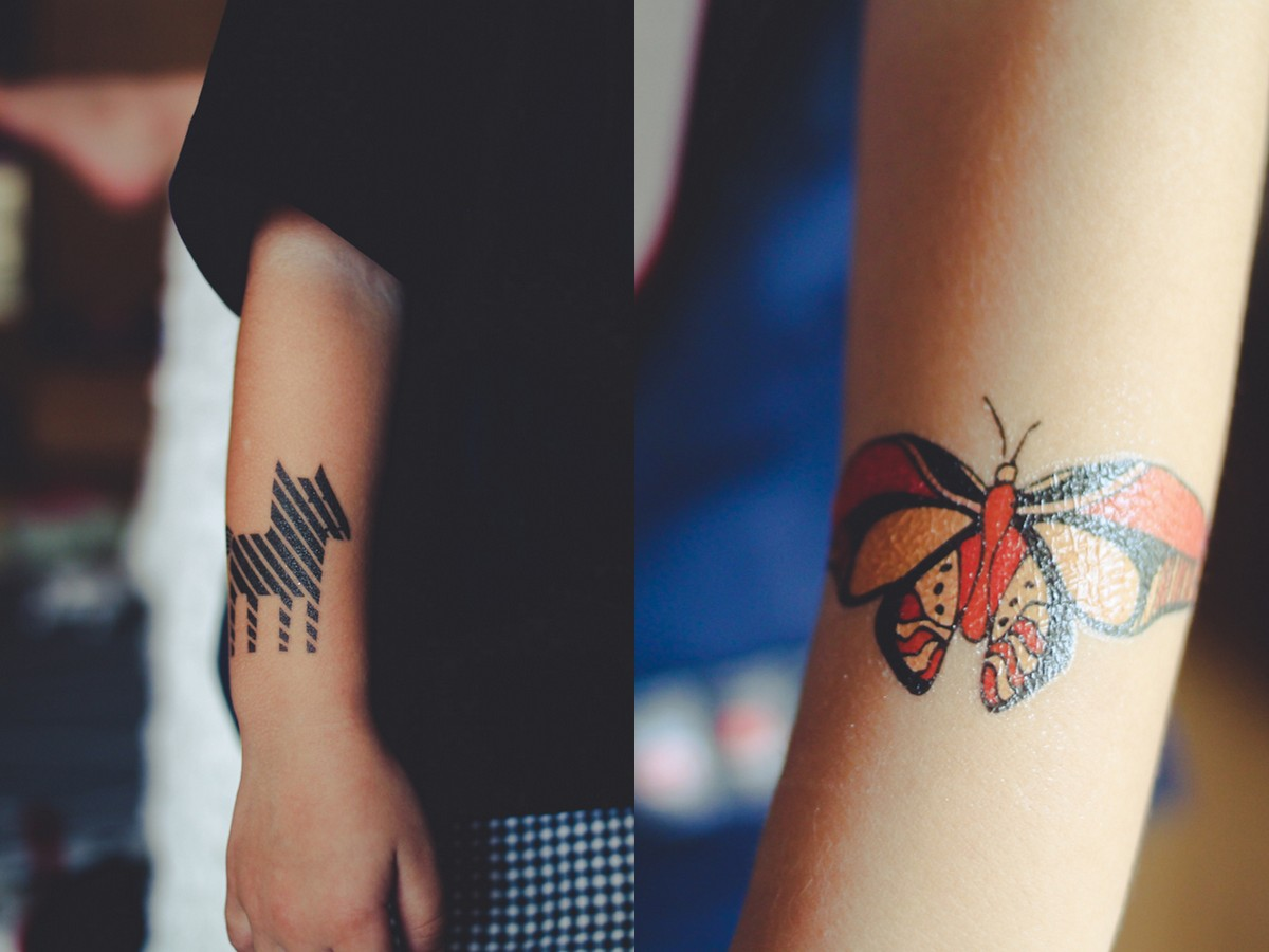 Gumtoo Accessory Tattoos