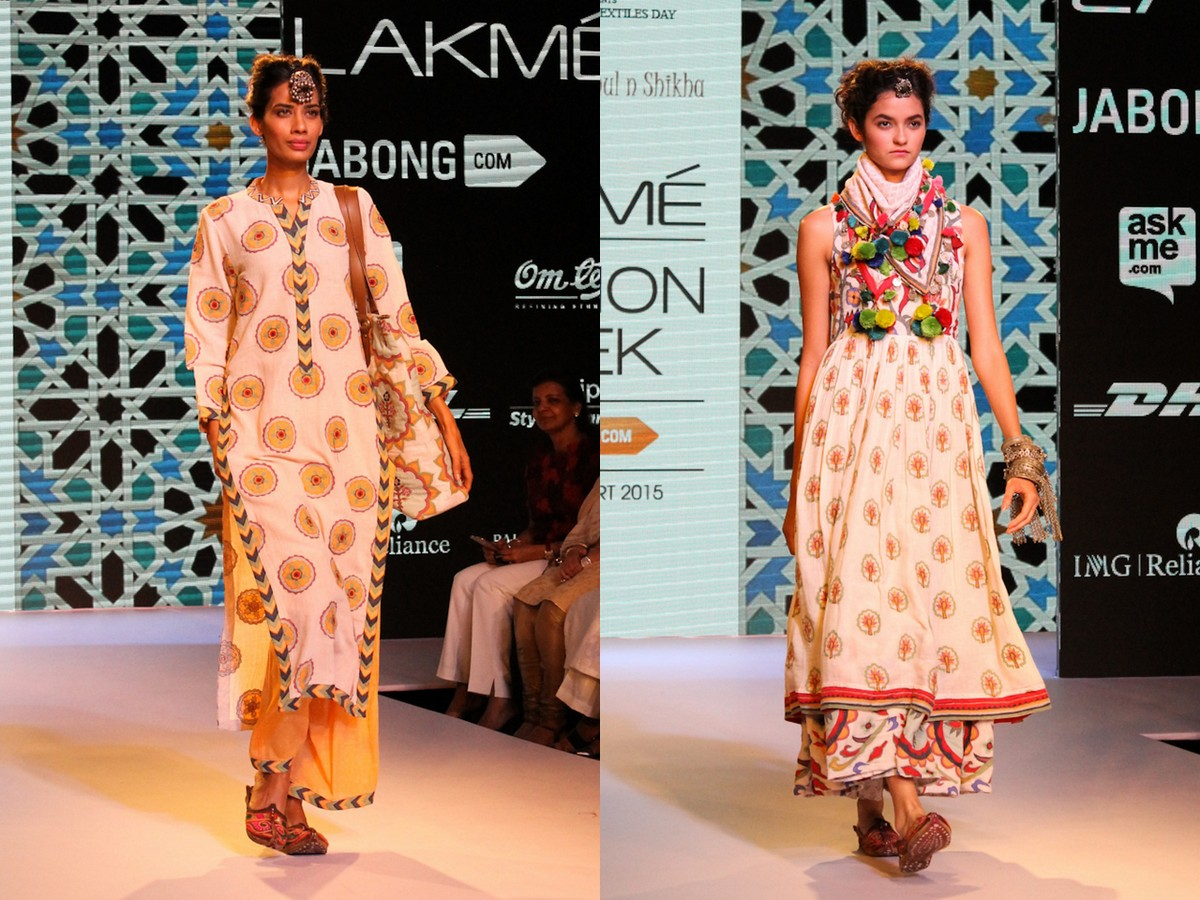 Shoes Fashion Show 2015 Lakme Fashion Week
