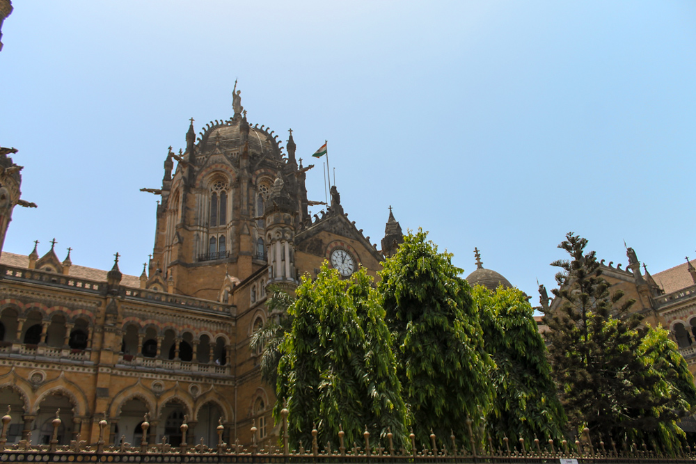 CST Chhatrapati Shivaji Terminus-16