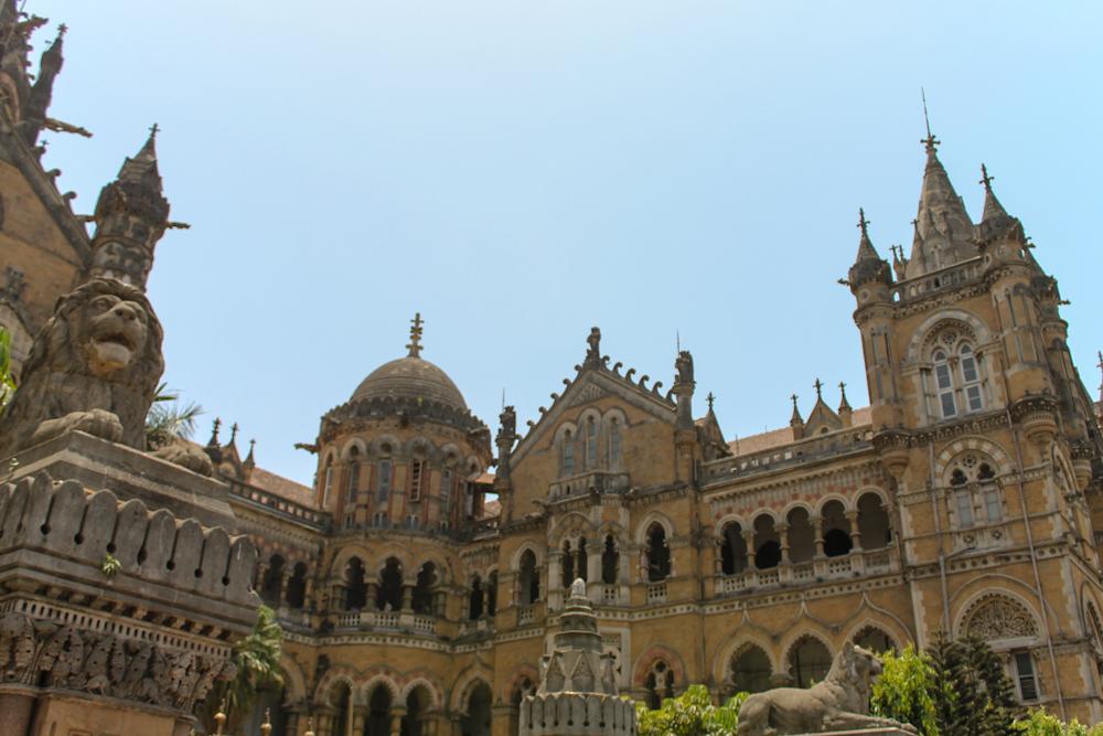 CST Chhatrapati Shivaji Terminus-21