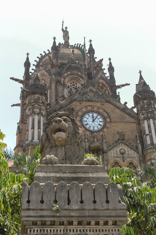 CST Chhatrapati Shivaji Terminus-22
