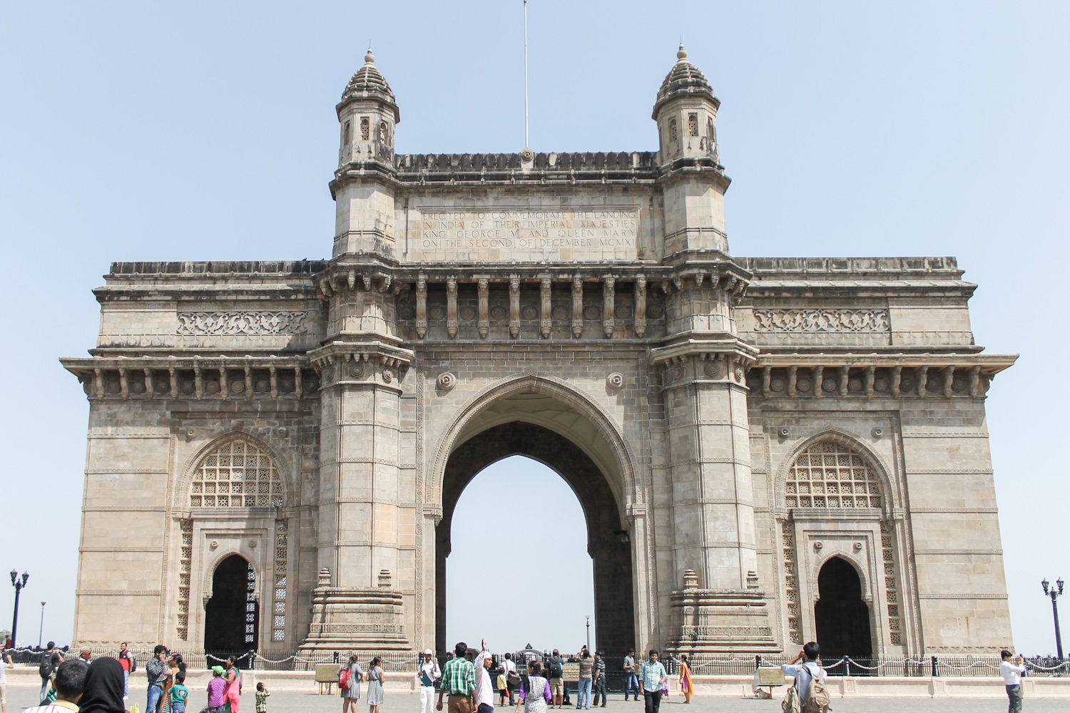 Gateway Of India In Mumbai Chuzai Living