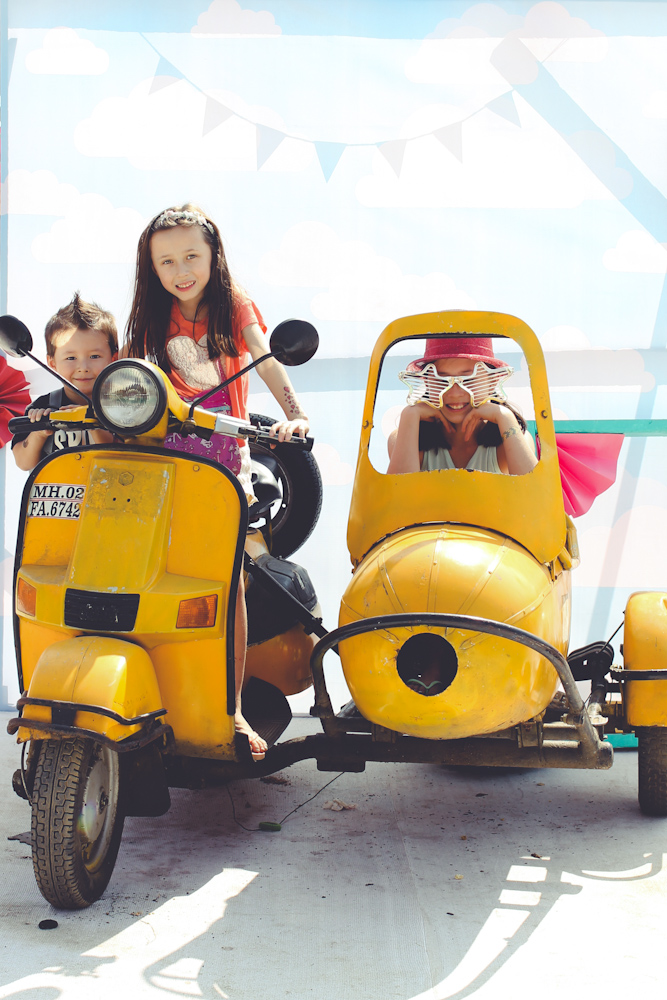 Kids on a ride-5