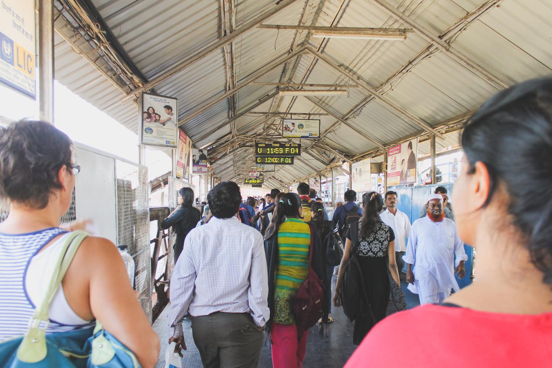 Mumbai Train Ride-2