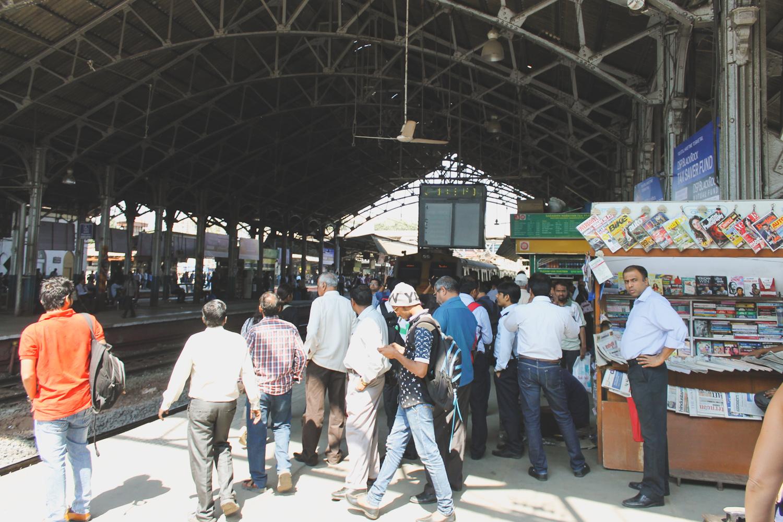 Mumbai Train Ride-3