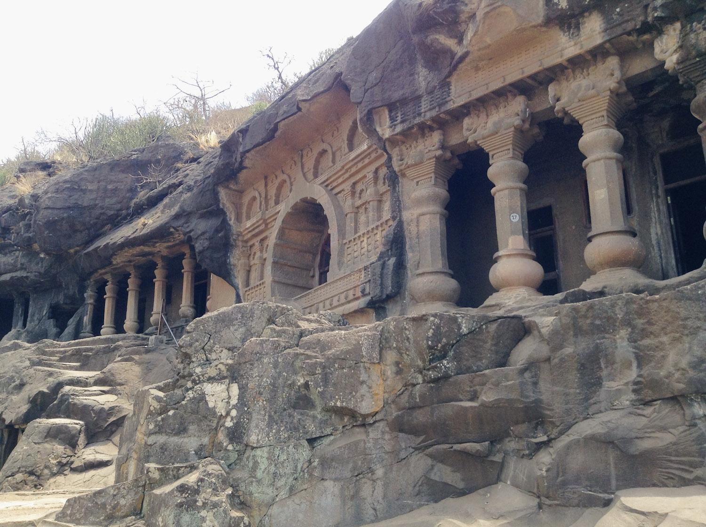 Pandavleni Caves-Nashik VSCO