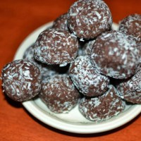 Sweet Treats: Chocolate Munchkins