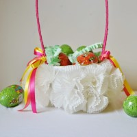 DIY: Easter Basket For Kids