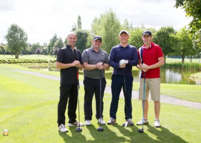 Darryl Litton, Fergus Weldrick, Alan Lynch, Peter Ennis (Jones Eng.)