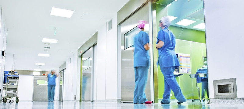 Critical Power Supplies in Healthcare Buildings