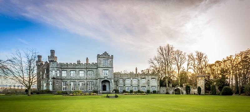 CIBSE Outing in Luttrellstown Castle