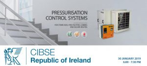 Smoke Control – An Introduction to Pressurisation – Overview and Principles @ Rochestown Park Hotel