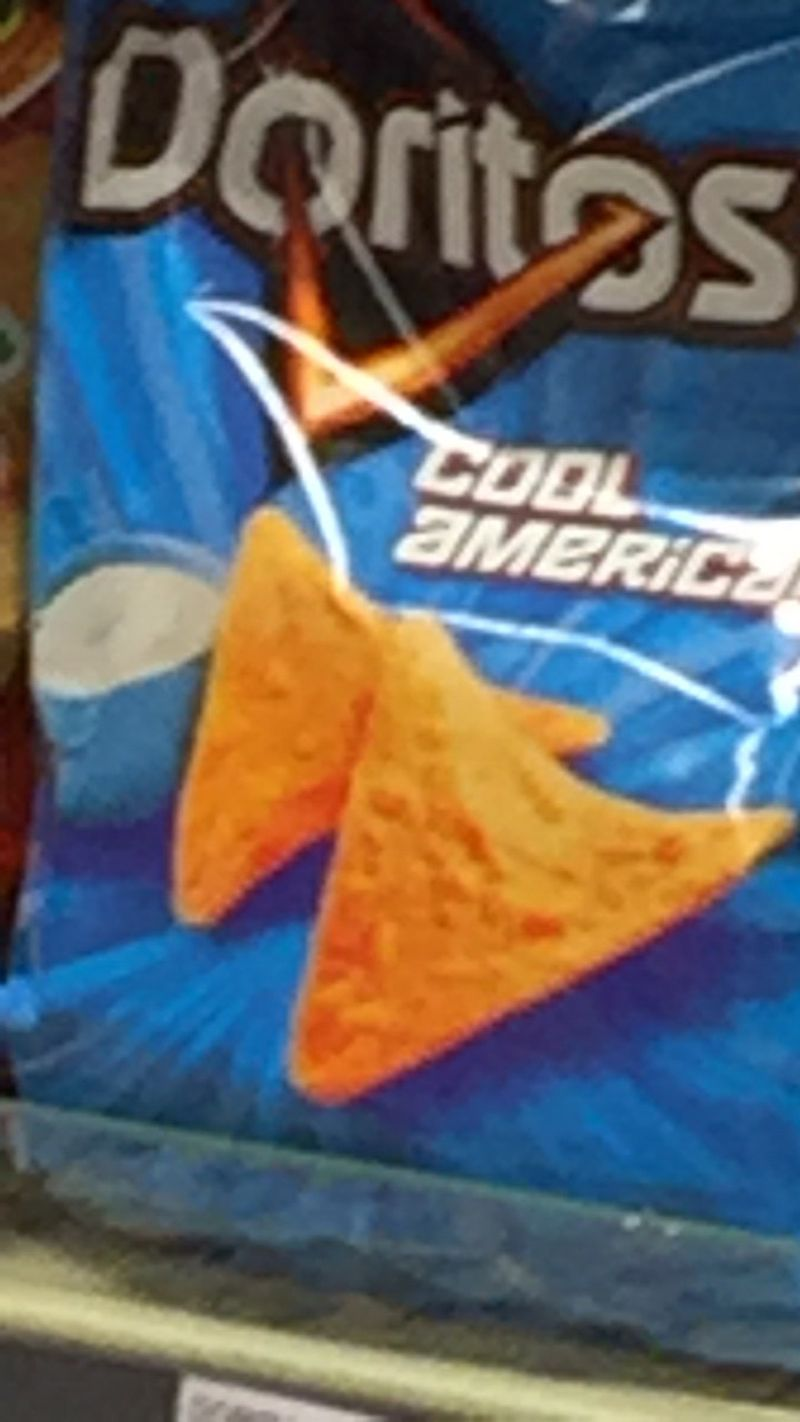 Supreme World Could Se Possiblytaste Answer Is Who Would Have Food School Semester Abroad Ciee Doritos American Smaak Doritos American Sour Cream Flavored What nice food Cool American Doritos