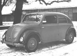 Porsche Tipo 12. 1932.
