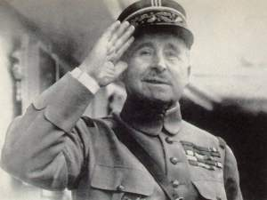 El General Robert Nivelle