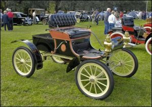 1903 Olds Curved Dash