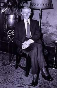 Nikola Tesla mayor