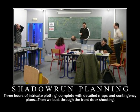 2622 - chalkboard maps planning shadowrun shooting