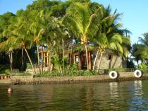 One of the islands on Lake Nicaragua