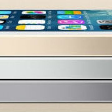 iPhone 5S- Gambar dari Apple